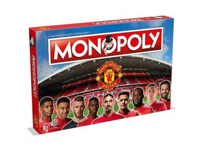 Manchester United matador - Edition Monopoly