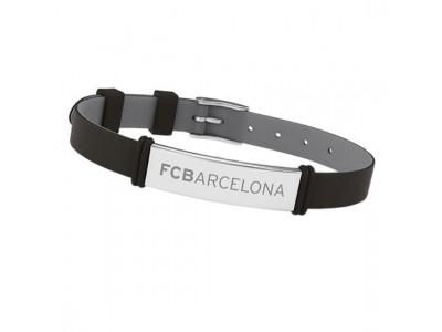 FC Barcelona armbånd - Colour Silicone Bracelet