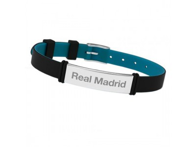 Real Madrid armbånd - Colour Silicone Bracelet