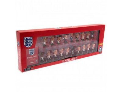 England sæt SoccerStarz 19 Player Team Pack