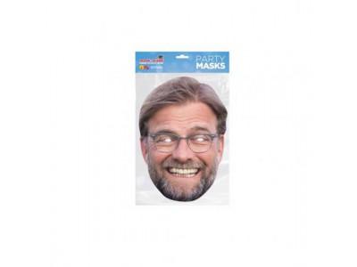 Liverpool maske - Jurgen Klopp Mask
