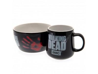 The Walking Dead morgenmads sæt - Breakfast Set