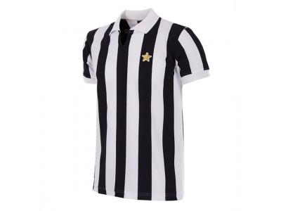 Juventus 1976-77 UEFA Cup retro trøje