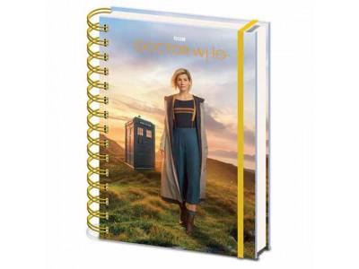 Doctor Who notesbog - Notebook