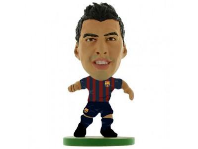 FC Barcelona figur - SoccerStarz Suarez