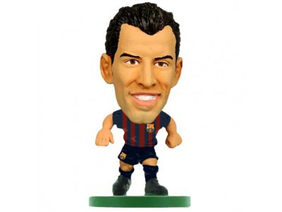 FC Barcelona figur - SoccerStarz Busquets