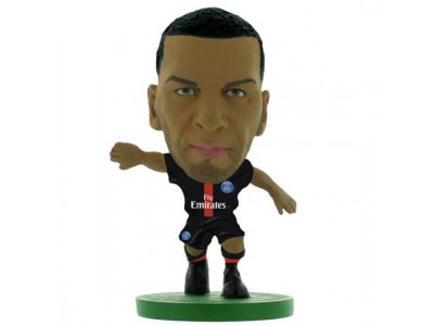 Paris Saint Germain figur - SoccerStarz Dani Alves - PSG