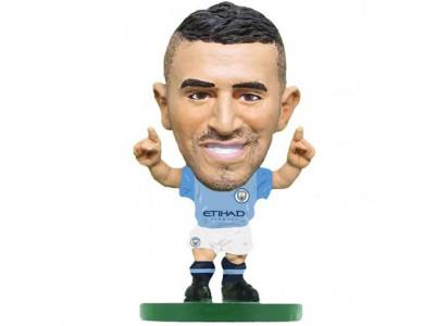 Manchester City figur - MCFC SoccerStarz Mahrez