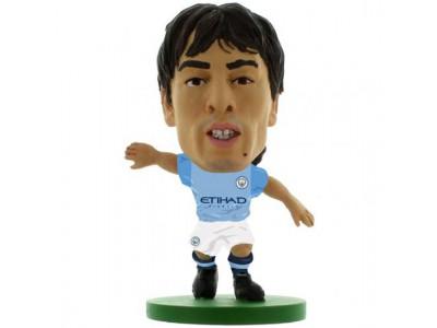 Manchester City figur - SoccerStarz Silva