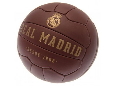 Real Madrid fodbold - Retro Heritage Football