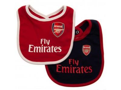 Arsenal hagesmæk - 2 Pack Bibs Nr