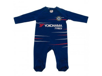 Chelsea sovedragt - Sleepsuit 12/18 Months TS - baby
