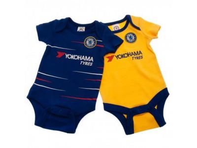 Chelsea bodysuit - 2 Pack Bodysuit 3/6 Months TS - baby