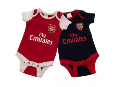 Arsenal bodysuit - 2 Pack Bodysuit 0/3 Months Nr - baby