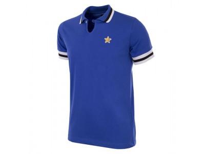 Juventus 1976-77 UEFA Cup udebane retro trøje