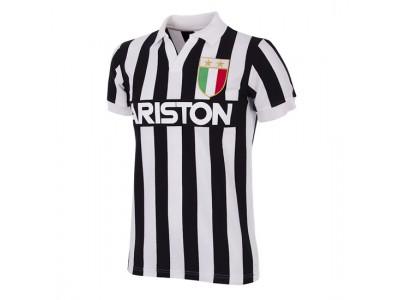 Juventus 1984-85 retro trøje