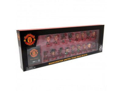 Manchester United hold pakke figurer - SoccerStarz Team Pack