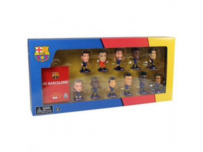 FC Barcelona hold pakke - SoccerStarz Team Pack