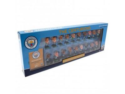 Manchester City sæt - SoccerStarz Premier League Winners Team Pack