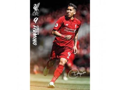 Liverpool plakat - Poster Firmino 8