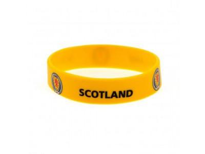 Skotland FA armbånd - Silicone Wristband