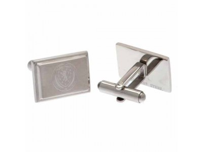 Scotland FA manchetknapper - Stainless Steel Cufflinks