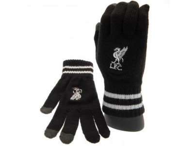 Liverpool vanter - Knitted Gloves Adult