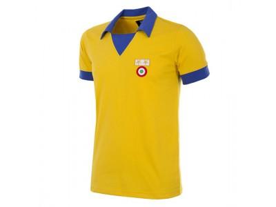 Juventus 1983-84 UEFA Cup udebane trøje retro