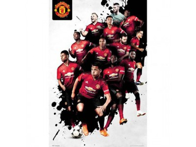 Manchester United plakat - Poster Players 24