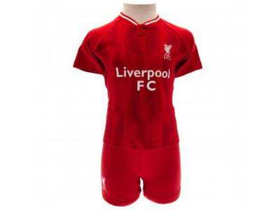 Liverpool sæt - Shirt & Short Set 9/12 Months PL