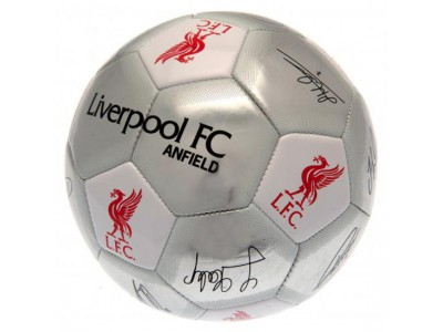 Liverpool fodbold - LFC Football Signature SV - size 5