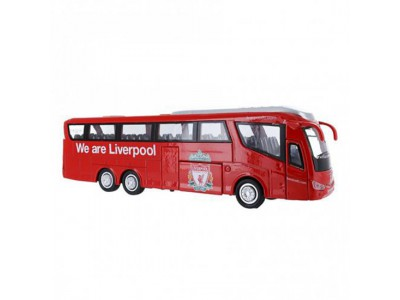Liverpool holdbus - LFC Team Bus