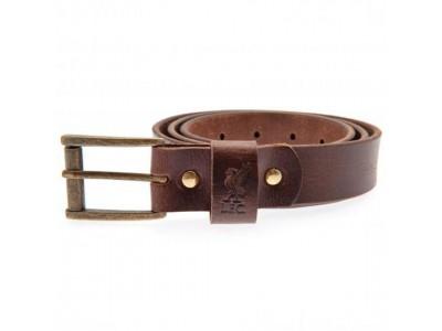 Liverpool læderbælte - Leather Belt - X-Large