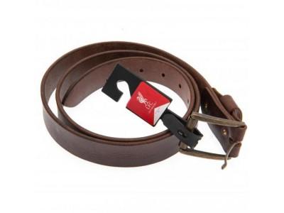 Liverpool læderbælte - Leather Belt - Medium