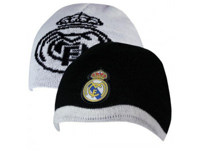Real Madrid strikhue - Reversible Knitted Hat