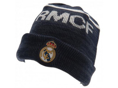 Real Madrid hue - Knitted Hat TU