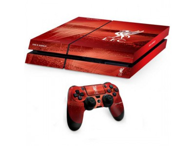 Liverpool skin - PS4 Skin Bundle