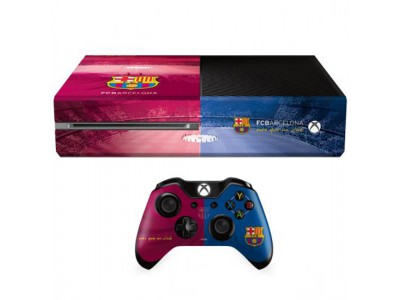 FC Barcelona Xbox One Skin Bundle