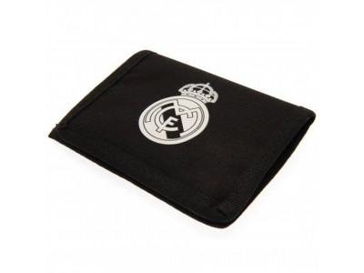 Real Madrid pung - Nylon Wallet BK