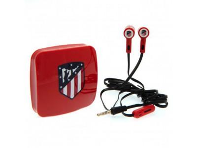 Atletico Madrid øretelefoner - Earphones