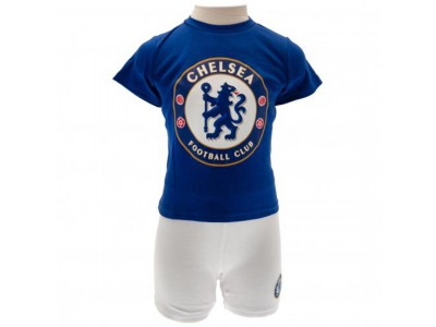 Chelsea baby sæt - CFC T Shirt & Short Set 18/23 Months