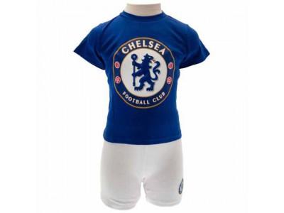 Chelsea FC sæt - T-Shirt & Short Set 9/12 Months