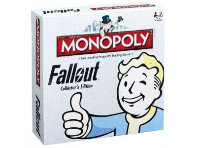 Fallout matador - Edition Monopoly