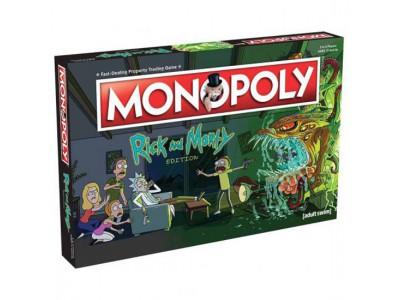 Rick And Morty matador - Edition Monopoly