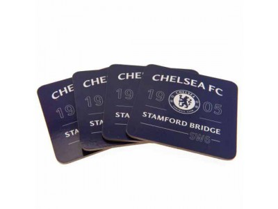 Chelsea bordskåner - 4 Pack Coaster Set