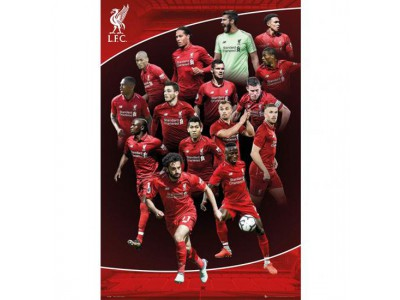 Liverpool plakat - Poster Players 23