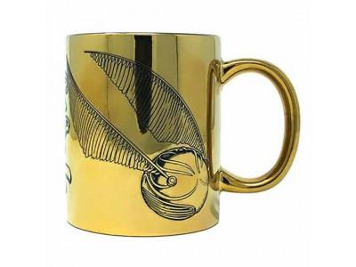 Harry Potter krus - Metallic Mug Snitch