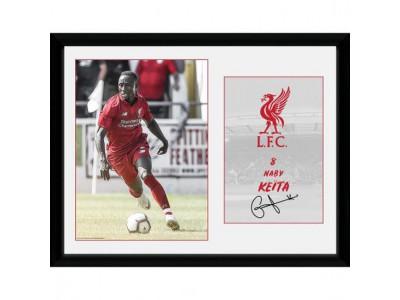 Liverpool billede - Picture Keita 16 x 12 inches