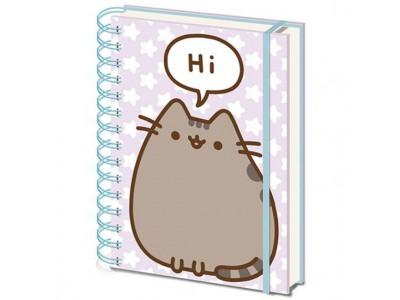 Pusheen notesbog - Notebook