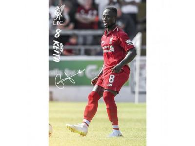 Liverpool plakat - Poster Keita 45